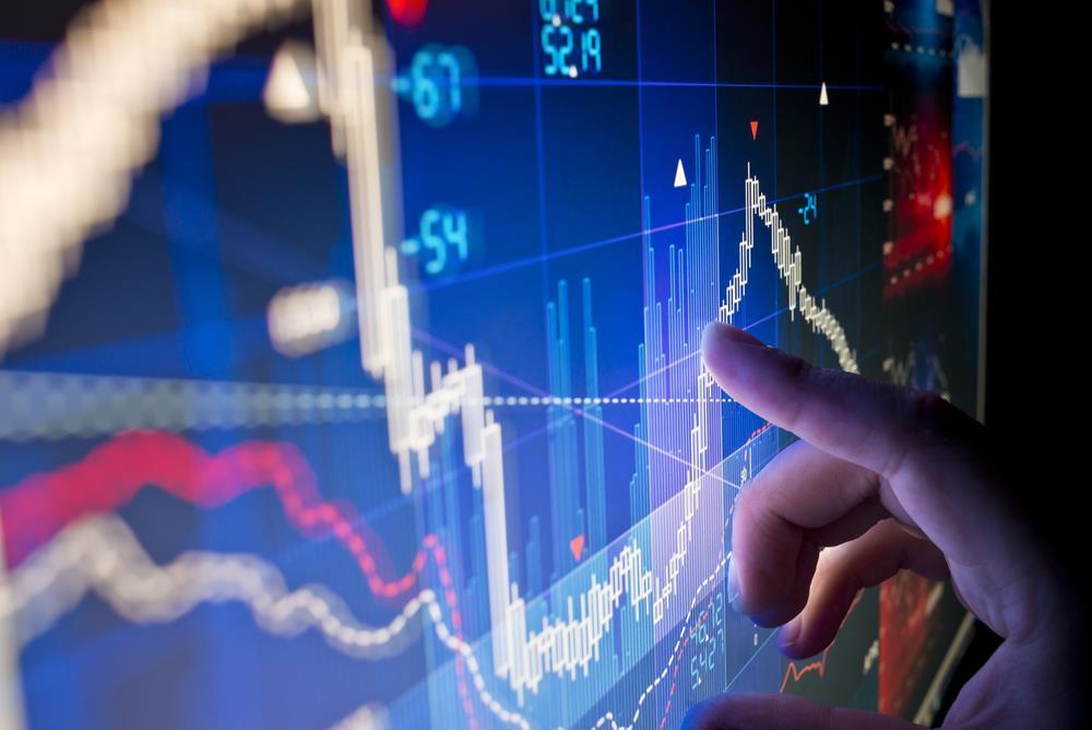 Analysing stock market data