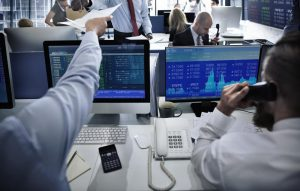 Investment Entrepreneur Trading Concept